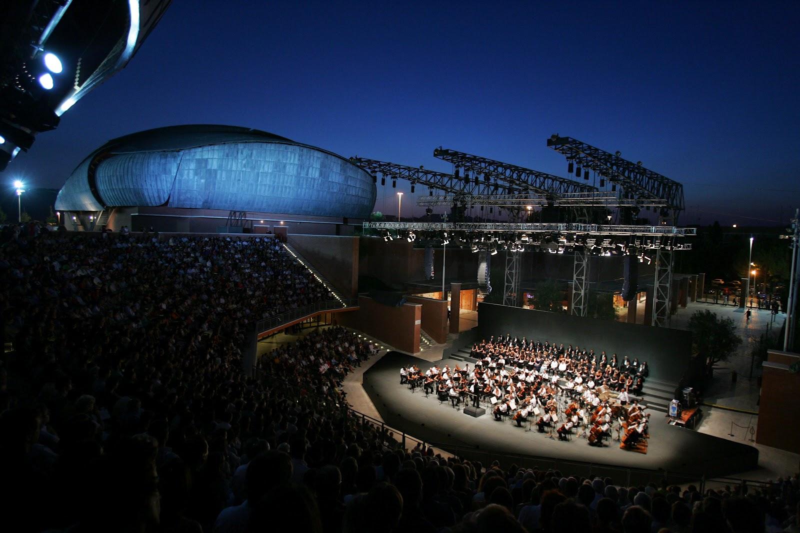 Sale Parco Della Musica Roma : Auditorium della musica roma u savini group
